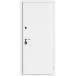 Входная дверь Rex 5A Белая шагрень