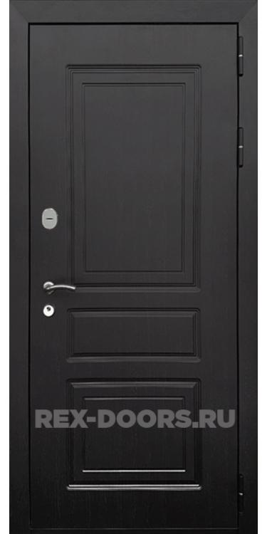 Входная металлическая дверь Rex 6 Лондон Венге