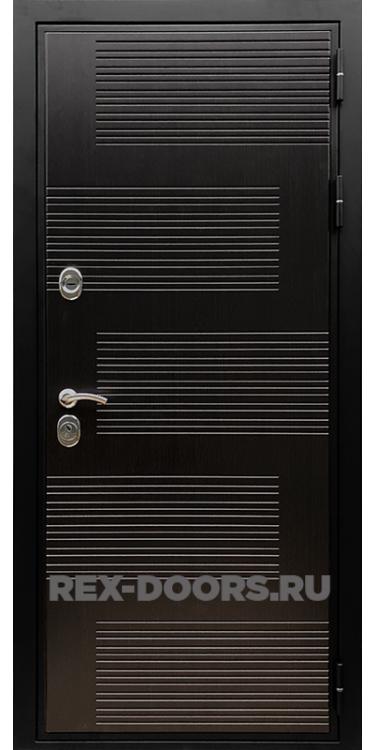 Входная стальная дверь Rex Премиум 185 Венге