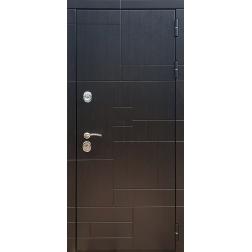 Входная дверь Rex 20 ФЛ-302 Венге