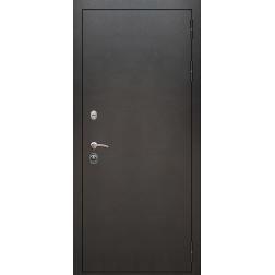 Входная дверь Rex 11 Серебро антик