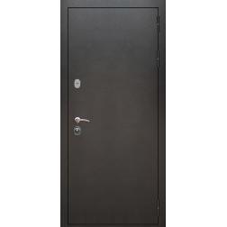 Входная дверь Rex 5A Серебро антик