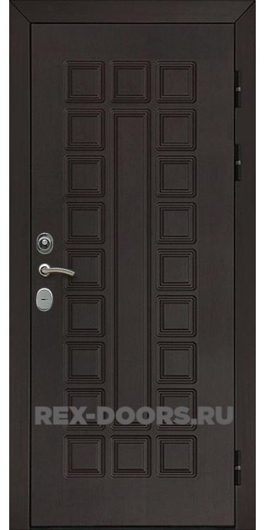 Входная металлическая дверь Rex Сенатор 3К Cisa