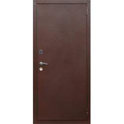 Входная дверь Rex 1A Медный антик