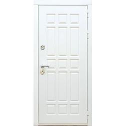 Входная дверь Rex 8 Силк Сноу (Белый матовый)