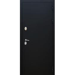 Входная дверь Rex 5A Чёрный муар