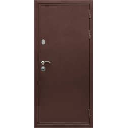 Входная дверь Rex 5A Медный антик