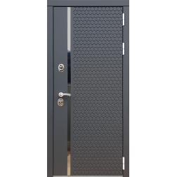 Входная дверь Rex 24 Силк Титан