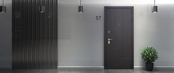 Двери с шумоизодяцией